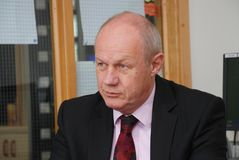 Rt.Hon. Damian Green Royalty Free Stock Photography
