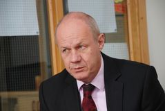 Rt.Hon. Damian Green Stock Photos