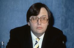 Rt.Hon. David Mellor Stock Photo