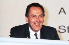 Rt.Hon. Dr. John Cunningham Stock Image