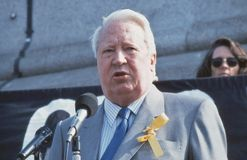 Rt.Hon. Edward Heath Royalty Free Stock Images