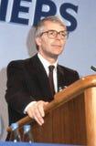 Rt.Hon. John Major foto de archivo