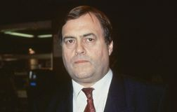 Rt.Hon. John Prescott Royalty Free Stock Image