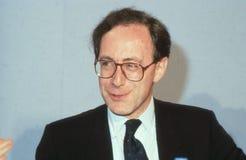 Rt.Hon. Malcolm Rifkind royalty-vrije stock foto