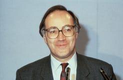 Rt.Hon. Michael Howard royalty-vrije stock afbeelding