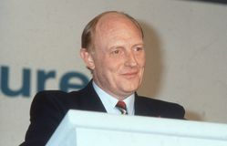 Rt.Hon. Neil Kinnock Royalty Free Stock Photo