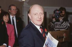 Rt.Hon. Neil Kinnock Royalty Free Stock Image