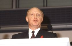 Rt.Hon. Neil Kinnock Stock Photos