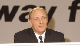 Rt.Hon. Neil Kinnock Royalty Free Stock Photography