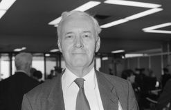 Rt.Hon. Tony Benn Royalty Free Stock Image