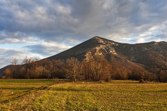Rtanj mountain 01 Stock Image