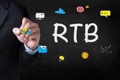 RTB fotografia stock