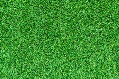 Rtificial zielonej trawy tekstura lub zielonej trawy tło dla projekta Obraz Stock