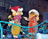 RTL Christmas Parade defile Royalty Free Stock Photos