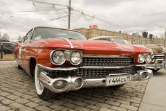 Rétro Cadillac Photo stock