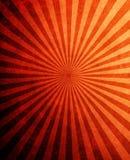 Rétro fond de configuration de rayons Image libre de droits