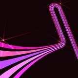 Rétro fond de disco Image libre de droits