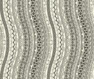 Rétro papier peint sans joint Photographie stock libre de droits