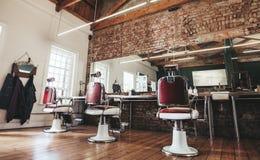Rétro raseur-coiffeur dénommé Photographie stock