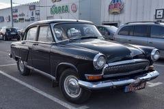 Rétro voiture GAZ-21 Volga Photos libres de droits