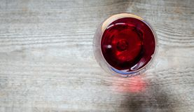 Rött vin Arkivbild