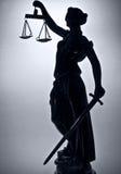 rättvisa Royaltyfri Fotografi