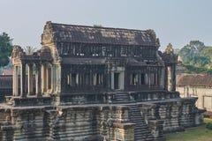 Ruína Angkor Wat, Siem Reap, Camboja Foto de Stock