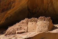 Ruína da caverna do monarca fotografia de stock