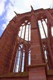 Ruína de Wernerkapelle Foto de Stock