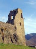 Ruína do castelo de Altenahr em Alemanha Imagens de Stock