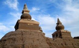 Ruína do pagode Imagens de Stock