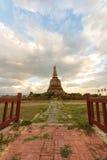Ruína do pagode Fotografia de Stock