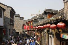 A ruína em zhenjiang Imagens de Stock