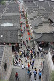 A ruína em zhenjiang Fotos de Stock Royalty Free