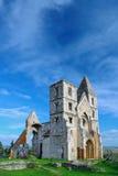 Ruína em Zsambek, Hungria Imagens de Stock