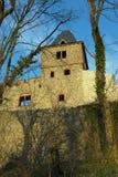 Ruína Frankenstein do castelo fotografia de stock royalty free