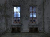 ruínas Imagem de Stock Royalty Free