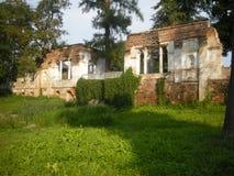 ruínas Imagem de Stock