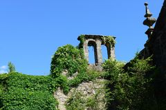 ruínas Fotografia de Stock Royalty Free