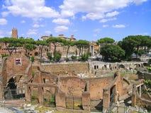 ruínas Fotografia de Stock