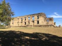 ruínas Foto de Stock