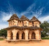 Lotus Mahal fotos de stock royalty free
