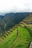 Ruínas antigas do Inca Fotos de Stock Royalty Free