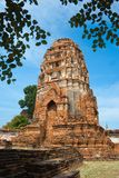 Ruínas antigas do templo Imagem de Stock Royalty Free