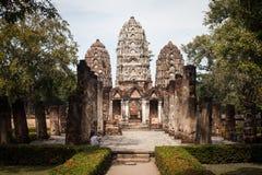 Ruínas antigas em Tailândia Foto de Stock Royalty Free