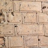 Ruínas antigas em Tolemaide Fotografia de Stock