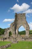 Ruínas da abadia Foto de Stock