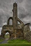 Ruínas da catedral do St Andrews Foto de Stock Royalty Free