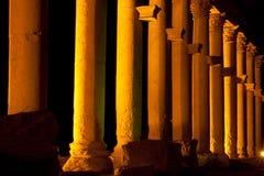 Ruínas da cidade antiga do Palmyra - Síria Fotos de Stock Royalty Free