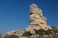Ruínas da cidade antiga Olba, província de Mersin Imagens de Stock
